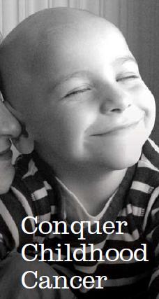 childhood cancer patient