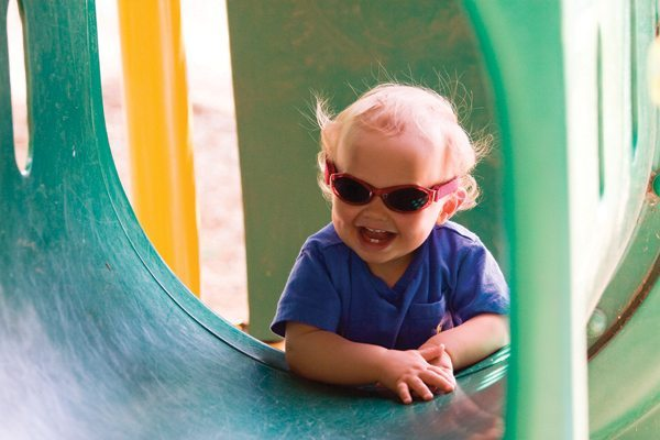 UVA protection sunglasses for kids