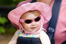Baby Eye Protection
