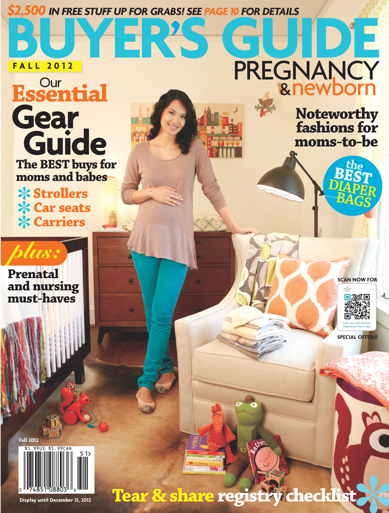 Pregnancy & Newborn Magazine
