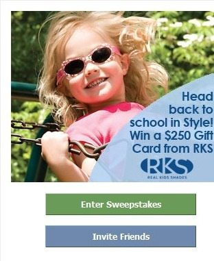 Real Kids Shades Contest
