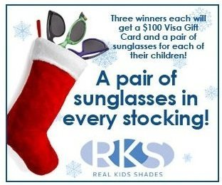 Real Kids Shades Holiday Deals