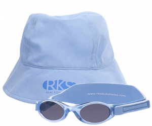 real kids shades hat and sunglasses