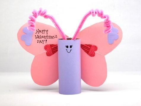 paper love bug