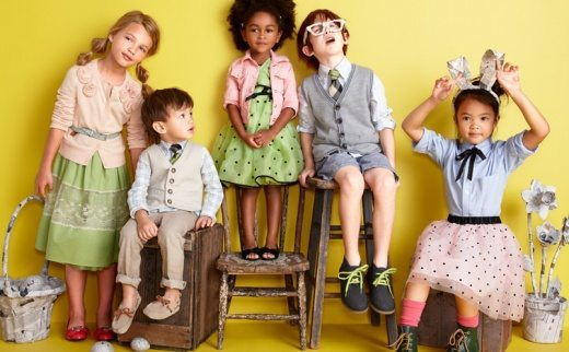 spring wardrobe updates for kids
