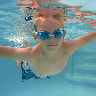 one step ahead swim goggles