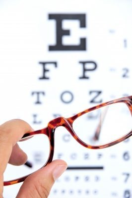 making sure kids receive regular eye and vision screenings