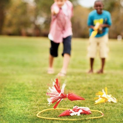 outdoor lawn games for kids