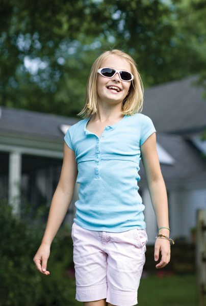 UV protection for kids eyes