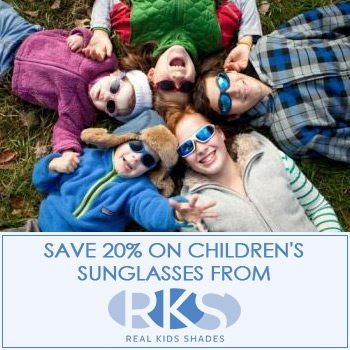 save on children's sunglasses