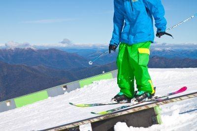 UV protective sunglasses and ski googles