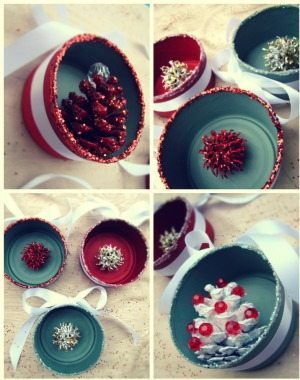 holiday crafts to make with kids