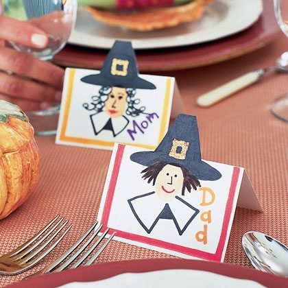 thanksgiving crafts for families