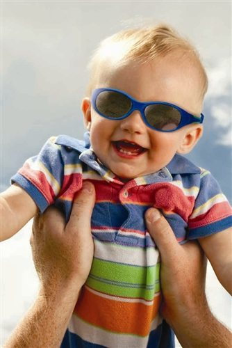 sunglasses with UV protection for babies