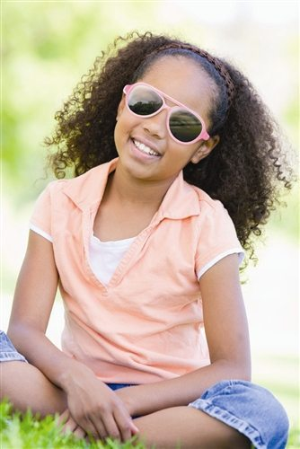 kids' sunglasses with 100% UV protection