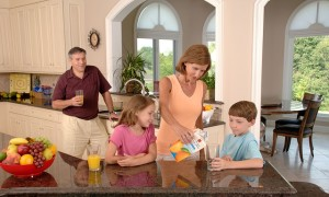 Teaching Kids & Young Adults Healthy Living Habits
