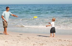 Safe Beach Games for Kids & Adults
