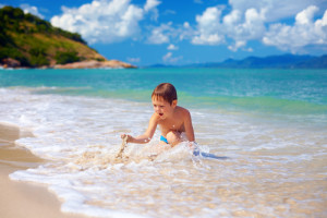 What To Do When Eyes Meet Sand, Salt, & Chlorine