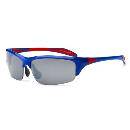 Royal Blue and Red Sunglasses