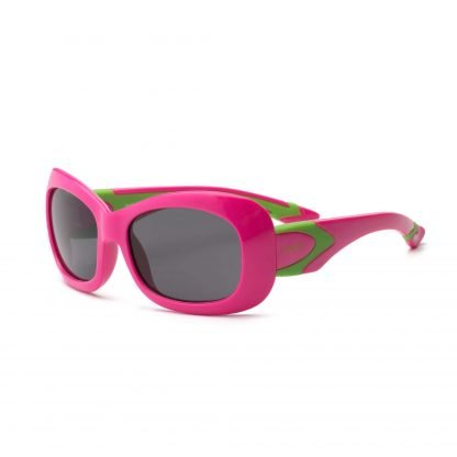 Pink and Green Sunglasses