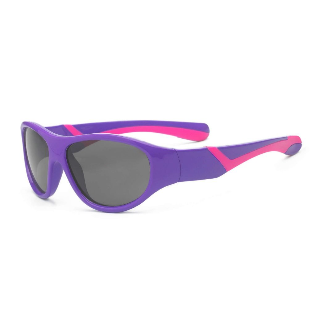 Purple and Pink Sunglasses