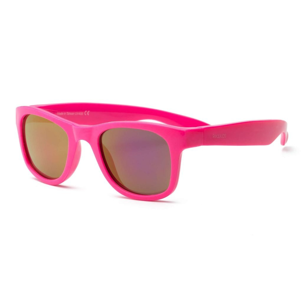 Surf Neon Pink Sunglasses