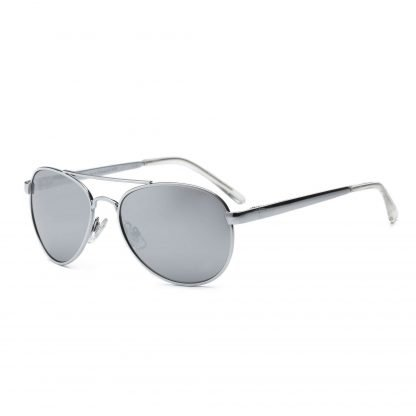 Fly Silver Sunglasses