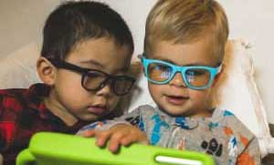 Blue Light Blocking Glasses for Toddlers